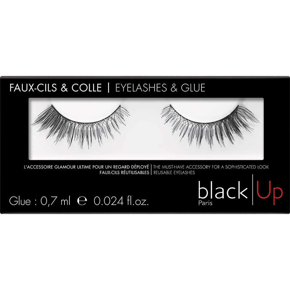 blackUp - False Eyelashes N°02