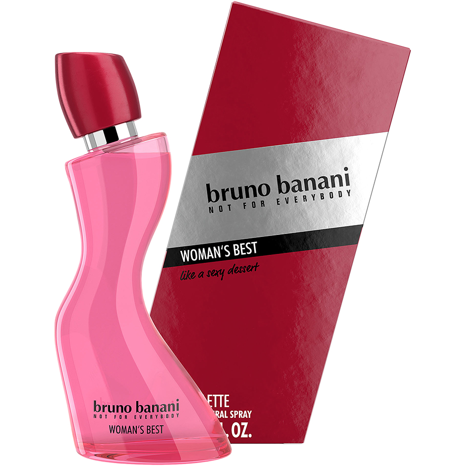 Bruno Banani - Woman's Best EdT 30ml