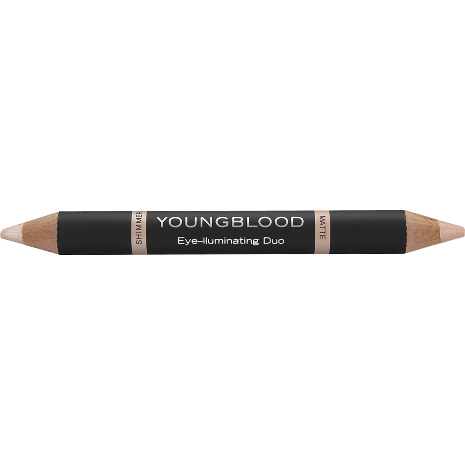Youngblood - Eye-Illuminating Duo Pencil Shimmer/Matte 3g