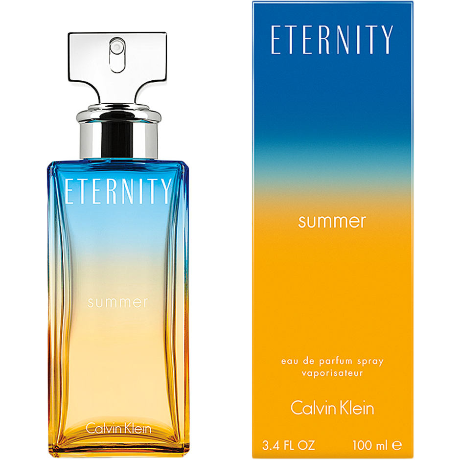 Calvin Klein - Eternity Summer 2017 For Women EdT 100ml