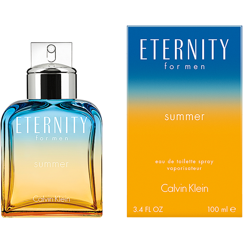 Calvin Klein - Eternity Summer 2017 For Men EdT 100ml