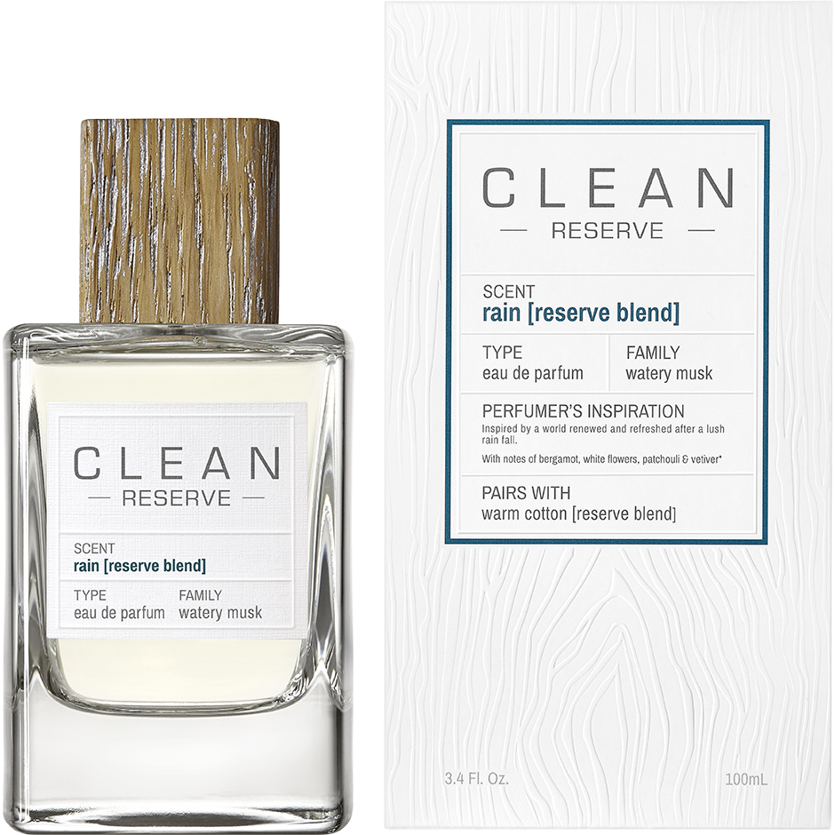 Clean - Rain Reserve Blend EdP EdP 100ml