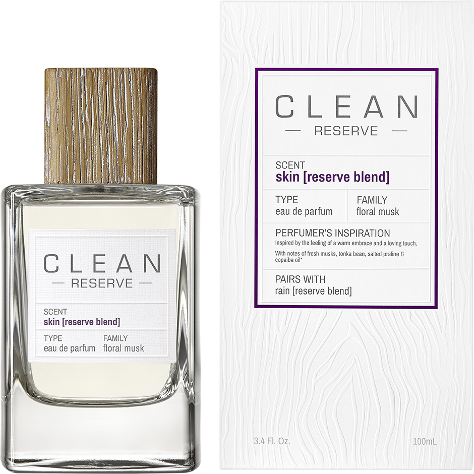 Clean - Skin Reserve Blend EdP EdP 100ml