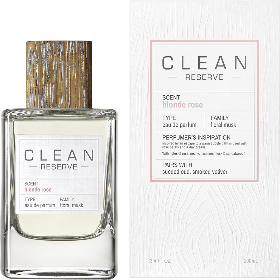 Clean - Blonde Rose EdP EdP 100ml