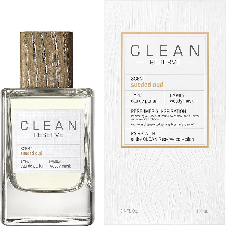 Clean - Sueded Oud EdP EdP 100ml