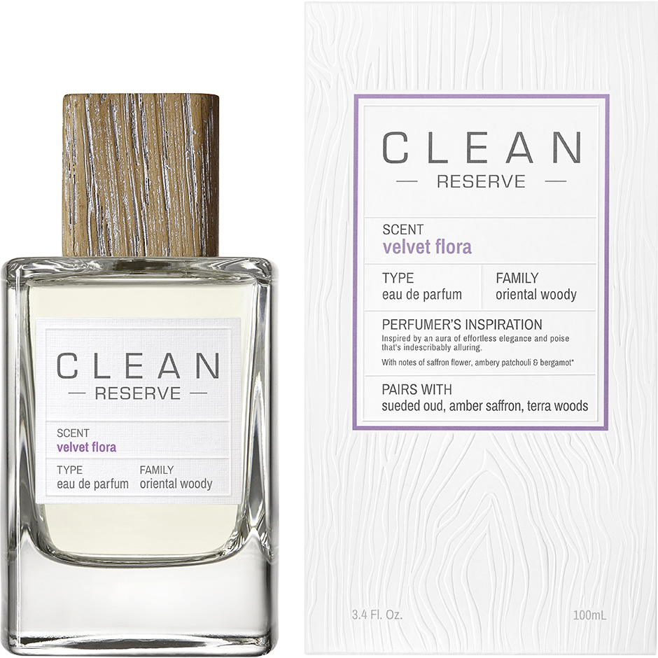 Clean - Velvet Flora EdP EdP 100ml