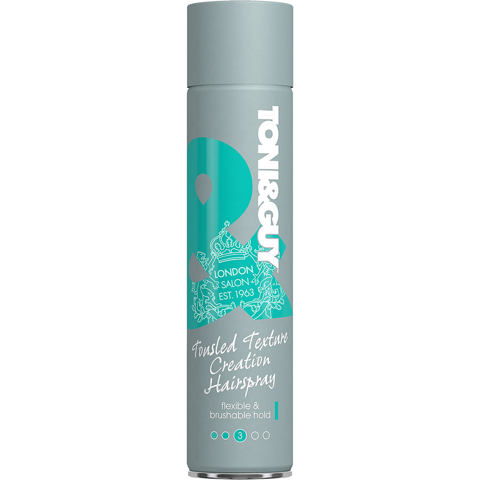 Toni&Guy - Texture & Tousle Tousled Texture Creation Hairspray 250ml