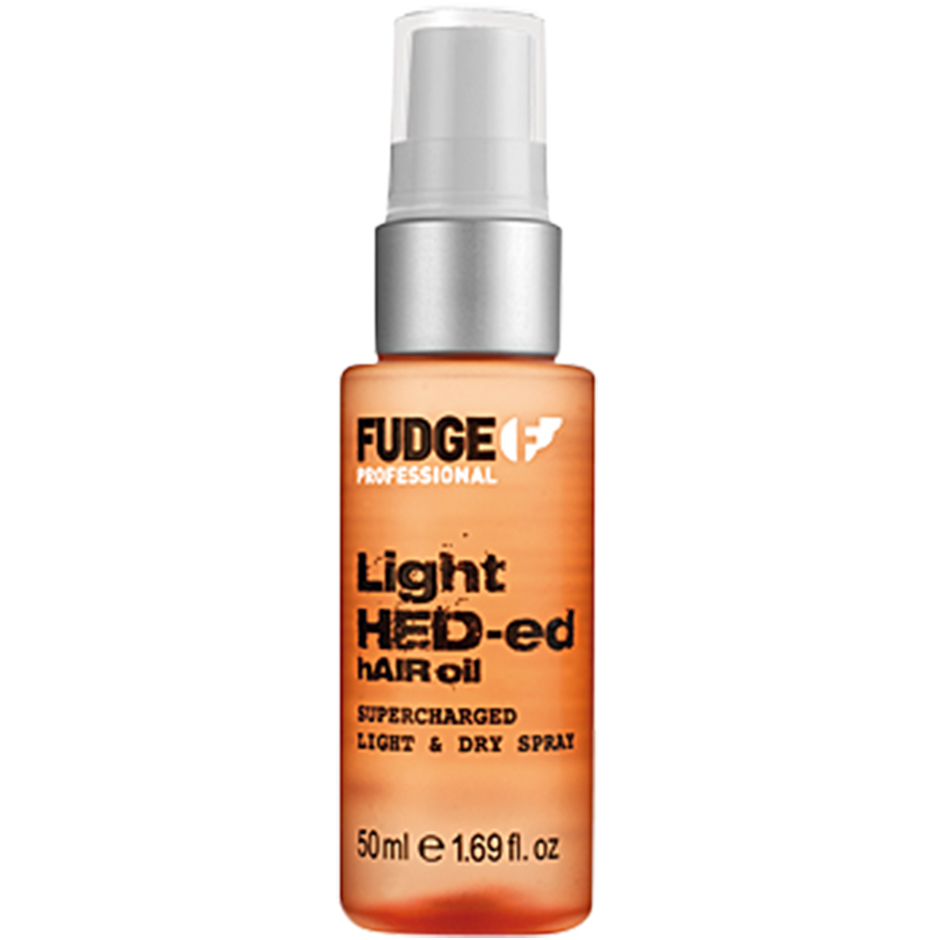 Fudge - Light Hed-ed Hair Oil 50ml