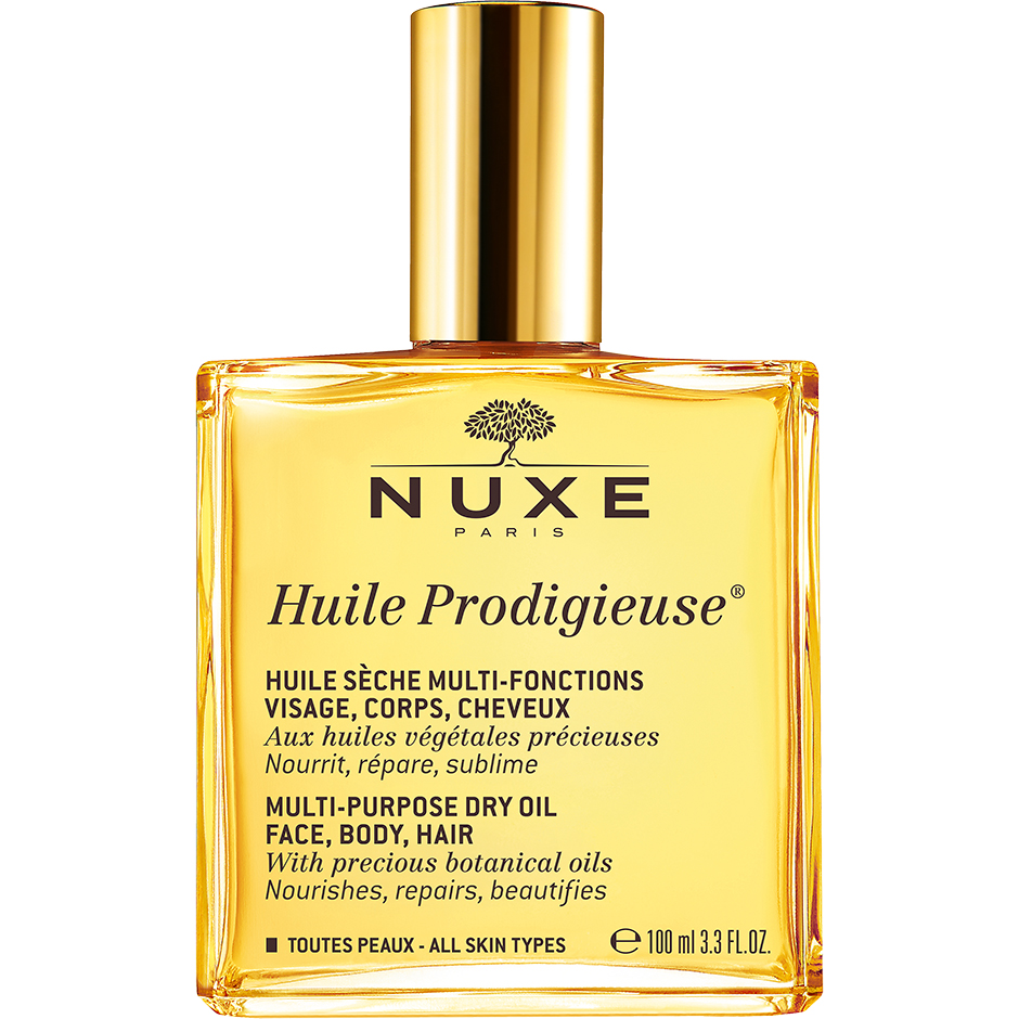 Nuxe - Huile ProdigieusePurpose Dry Oil Face, Body, Hair 100ml