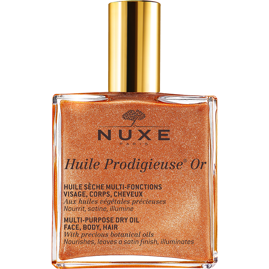 Nuxe - Huile Prodigieuse ORPurpose Dry Oil Face, Body, Hair 100ml