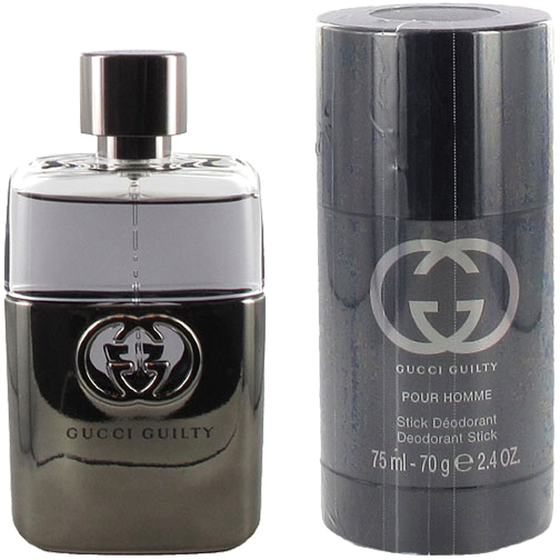 Gucci - Guilty Pour Homme Duo EdT 50ml, Deostick 75ml