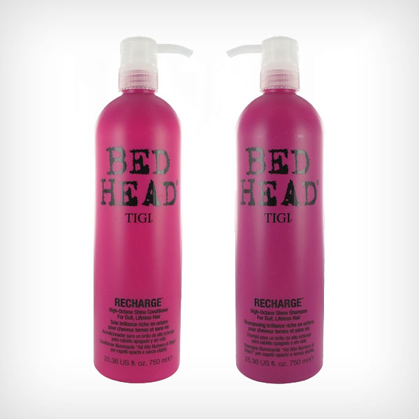 TIGI Bed Head - Recharge Duo Shampoo 750ml, Conditioner 750ml