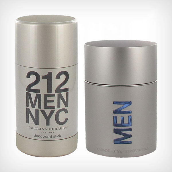 Carolina Herrera - 212 Men Duo EdT 50ml, Deostick 75ml