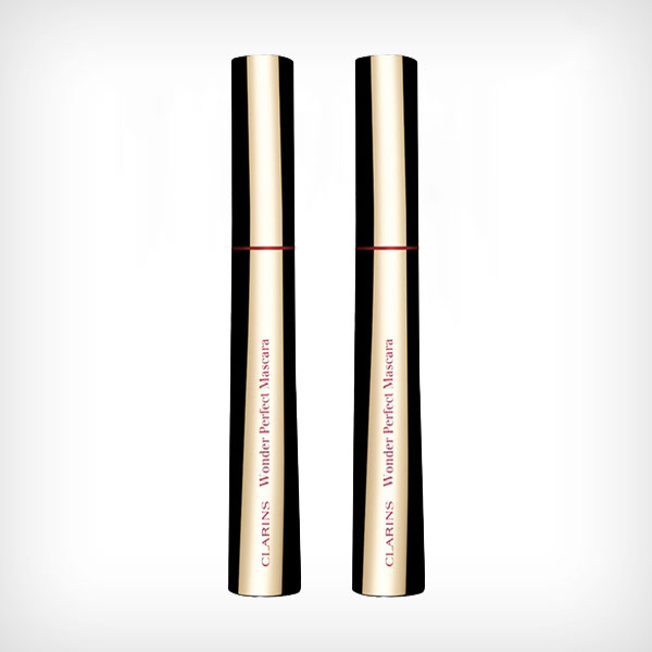 Clarins - Wonder Perfect Mascara Duo 01 Black x 2