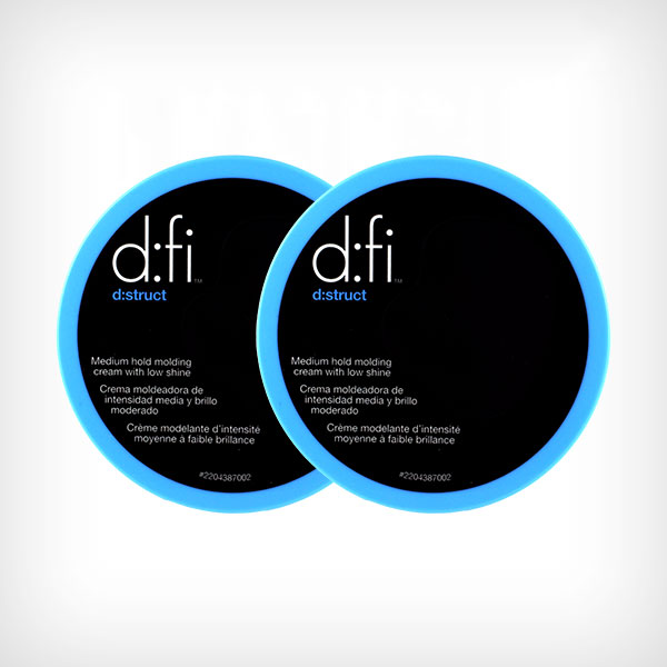 d:fi - d:struct Duo 2 x Molding Cream 75g