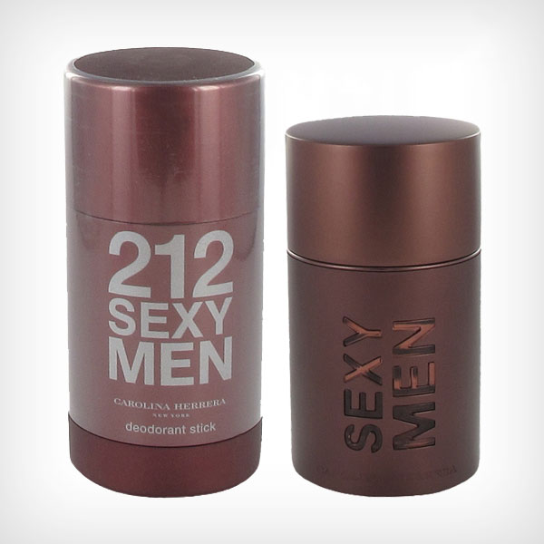 Carolina Herrera - 213 Sexy Men Duo EdT 50ml, Deostick 75ml