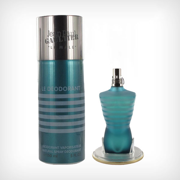 Jean Paul Gaultier - Le Male Duo EdT 75ml, Deospray 150ml