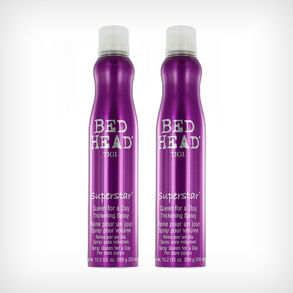 TIGI Bed Head - Superstar Thickening Spray Duo Thickening Spray 320ml x 2