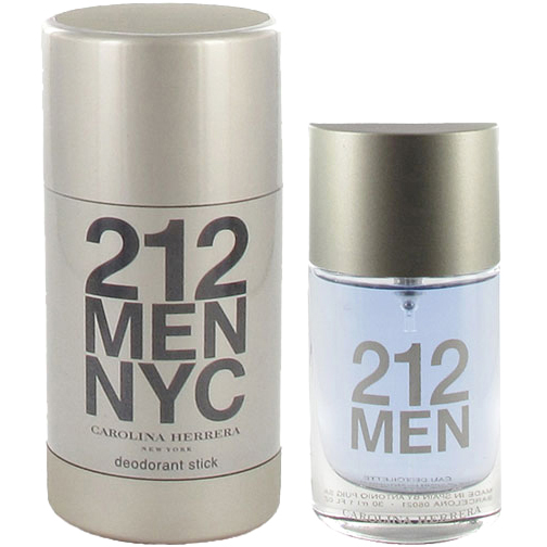 Carolina Herrera - 212 Men Duo EdT 30ml, Deostick 75ml