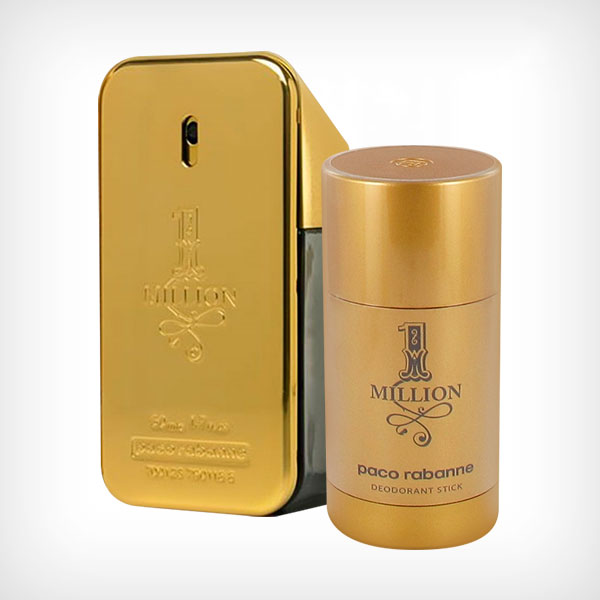 Paco Rabanne - 1 Million Duo EdT 50ml, Deostick 75ml