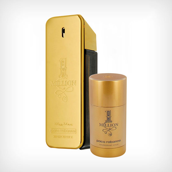 Paco Rabanne - 1 Million Duo EdT 100ml, Deostick 75ml