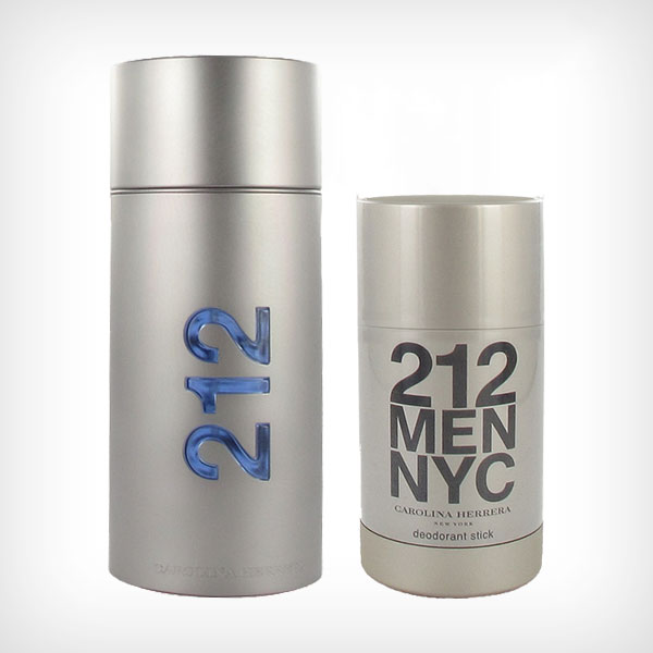 Carolina Herrera - 212 Men Duo EdT 100ml, Deostick 75ml