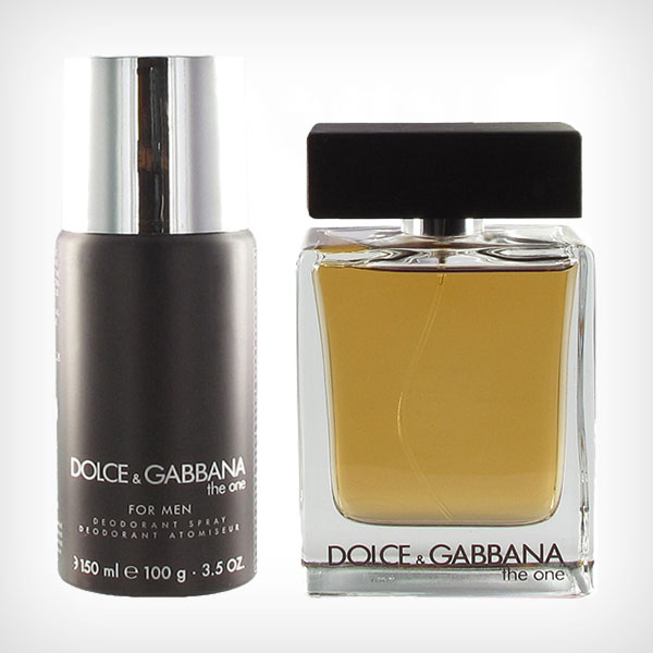 Dolce & Gabbana - The One For Men Duo EdT 100ml, Deodorant 150ml