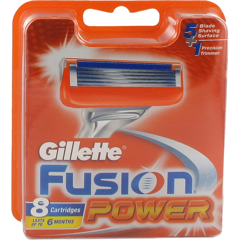 Gillette - Fusion Power 8 pack