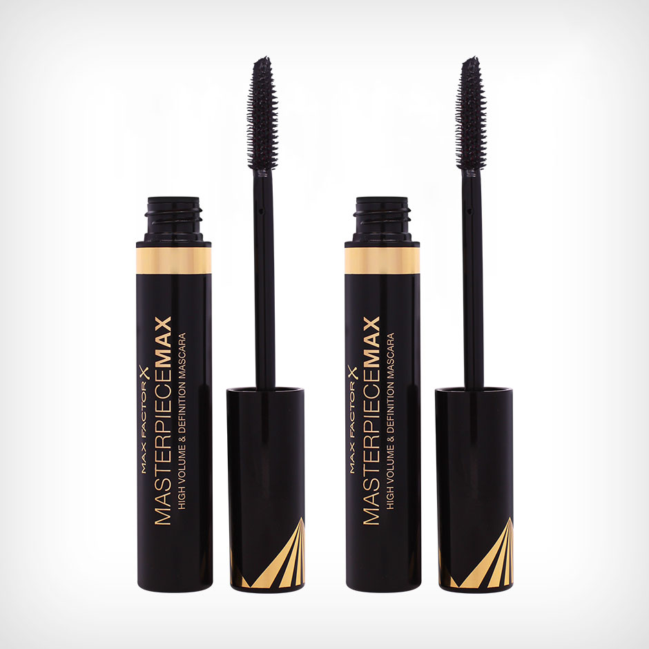 Max Factor - Masterpiece Max Mascara Duo Mascara Black, Mascara Black