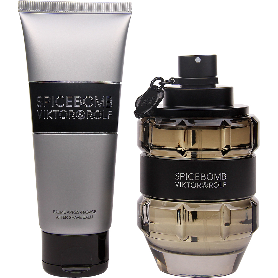 Spicebomb Duo EdT 150ml, After Shave Balm